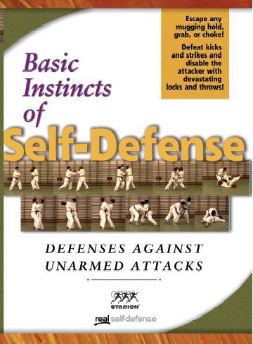 Basic Instincts of Self-Defense with Pawel Nastula, World Judo Champion and Olympic Champion